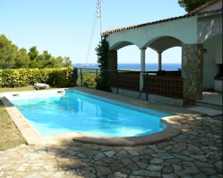 Holiday rental Villa Pals - Girona - Villas of 140 m2