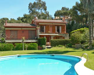 Holiday rental House Llafranc - Girona - Houses of 160 m2