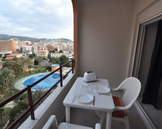 Holiday rental Apartment Roses - Girona - Apartments of 20 m2