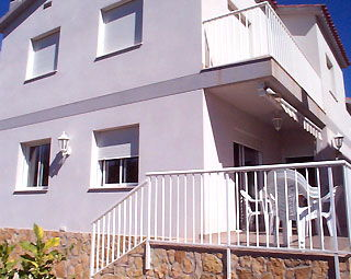 Holiday rental Villa Vinaròs - Castellón - Villas of 200 m2