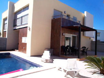 Holiday rental Villa Vinaròs - Castellón - Villas of 105 m2