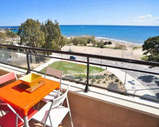 Holiday rental Apartment Cambrils - Tarragona - Apartments of 68 m2