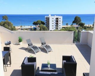 Holiday rental Apartment Cambrils - Tarragona - Apartments of 76 m2