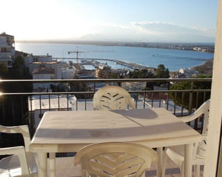 Holiday rental Apartment Roses - Girona - Apartments of 45 m2