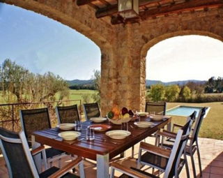 Holiday rental Villa Peratallada - Girona - Villas of 260 m2