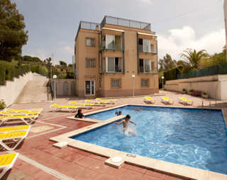 Apartment Lloret de Mar, Spain, Girona