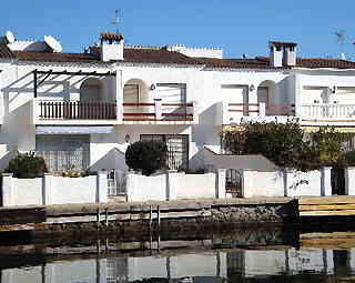 House Empuriabrava, Spain, Girona