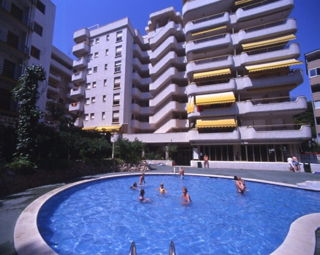 Holiday rental Apartment Salou - Tarragona - Apartments of 40 m2