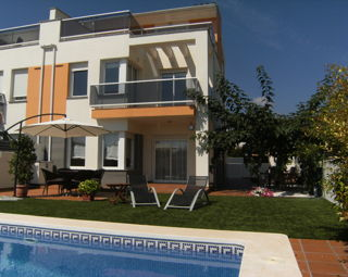 Holiday rental Villa Vinaròs - Castellón - Villas of 180 m2