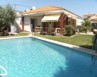 Holiday rental Villa Vinaròs - Castellón - Villas of 120 m2