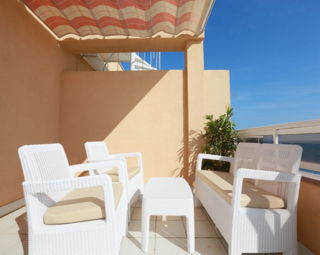 Holiday rental Apartment Cambrils - Tarragona - Apartments of 44 m2