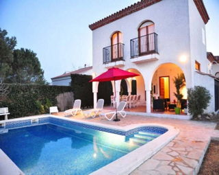 Holiday rental Villa L´Ametlla de Mar - Tarragona - Villas of 110 m2