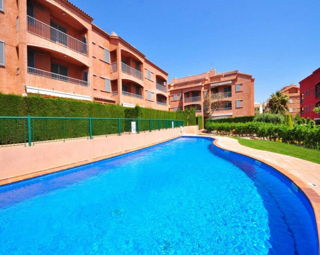 Holiday rental Apartment L´Ametlla de Mar - Tarragona - Apartments of 113 m2
