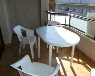 Holiday rental Apartment L´Escala - Girona - Apartments of 48 m2