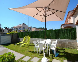 Holiday rental House L´Escala - Girona - Houses of 80 m2