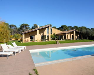 Holiday rental Villa Begur - Girona - Villas of 400 m2